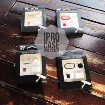 Bộ bảo vệ kính Camera & Nút Home cảm ứng iPhone 7 Plus