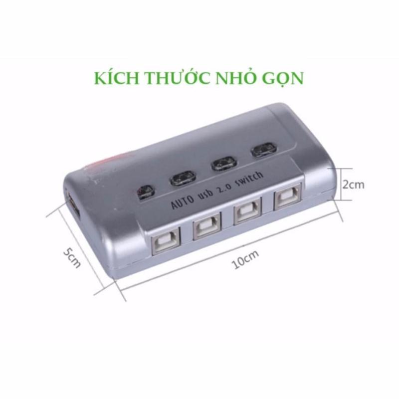 Bảng giá Bộ chia máy in 1 ra 4 tự động MT-VIKI MT-SW241 Phong Vũ