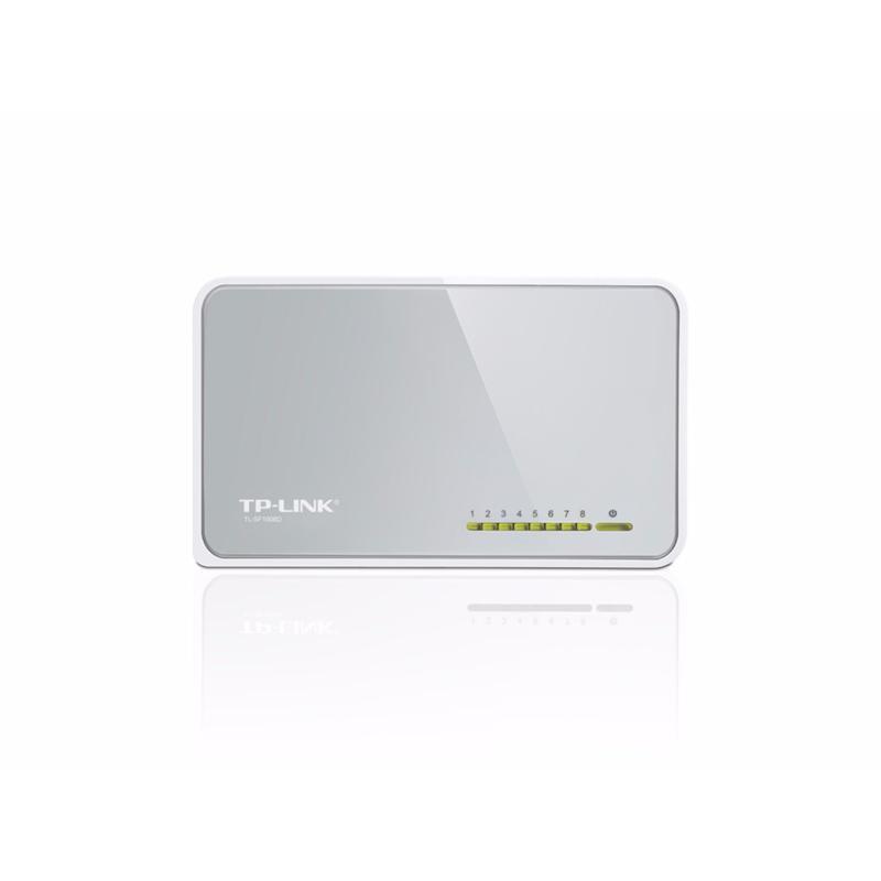 Bảng giá Bộ chia tín hiệu mạng TP-Link 8Ports TL- SF 1008D Phong Vũ