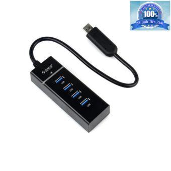 Bộ Chia USB 3.0 thành 4 cổng Orico W6PH4 - 8671118 , OR115ELAA189QBVNAMZ-1840808 , 224_OR115ELAA189QBVNAMZ-1840808 , 320000 , Bo-Chia-USB-3.0-thanh-4-cong-Orico-W6PH4-224_OR115ELAA189QBVNAMZ-1840808 , lazada.vn , Bộ Chia USB 3.0 thành 4 cổng Orico W6PH4