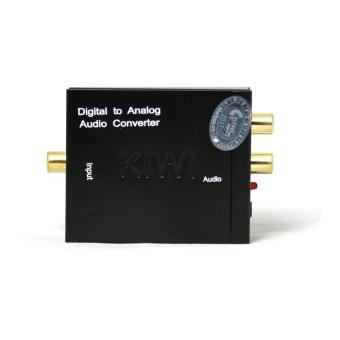 Bộ chuyển đổi âm thanh từ Optical sang Analog Kiwi KA-02
