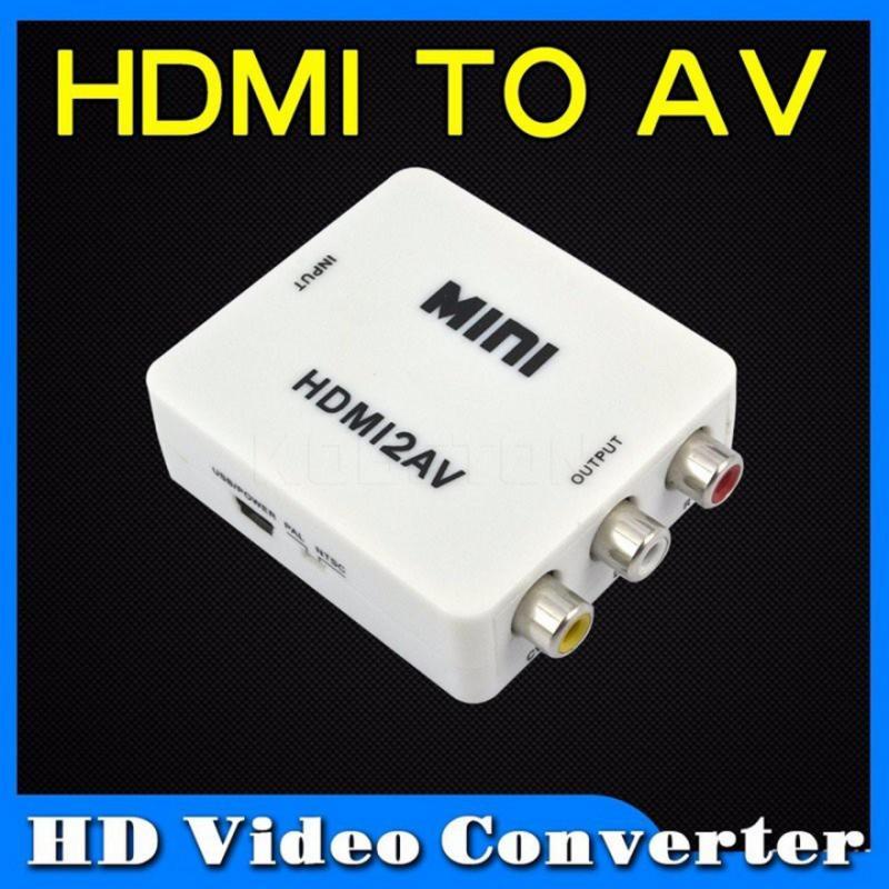 Bảng giá Bộ chuyển đổi HDMI sang AV full HD 1080P Phong Vũ