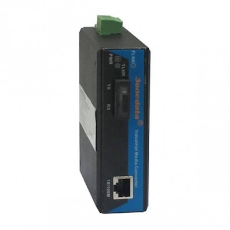 Bảng giá Bộ Chuyển Đổi Quang Điện Công Nghiệp 3onedata IMC101B 1 Cổng Quang + 1 Cổng Ethernet Phong Vũ