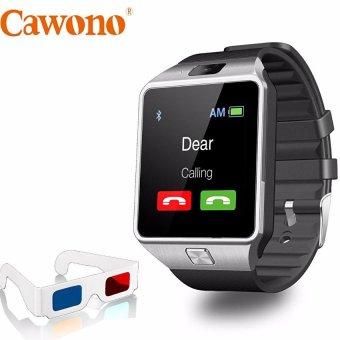 Bộ đồng hồ thông minh Cawono Z09 và kính giấy xem phim 3D
