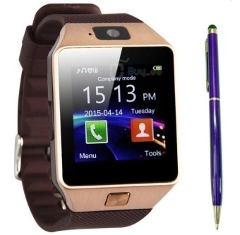 Bộ đồng hồ thông minh Smart Watch Uwatch DZ09 (Vàng) và Viết cảm ứng - 8738079 , SM017ELAA1NL0UVNAMZ-2733077 , 224_SM017ELAA1NL0UVNAMZ-2733077 , 214800 , Bo-dong-ho-thong-minh-Smart-Watch-Uwatch-DZ09-Vang-va-Viet-cam-ung-224_SM017ELAA1NL0UVNAMZ-2733077 , lazada.vn , Bộ đồng hồ thông minh Smart Watch Uwatch DZ09 (Vàng) v