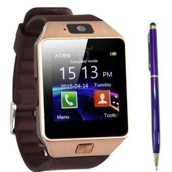 Bộ đồng hồ thông minh Smart Watch Uwatch DZ09 (Vàng) và Viết cảm ứng - 8663902 , OM099ELAA426TMVNAMZ-7328316 , 224_OM099ELAA426TMVNAMZ-7328316 , 470000 , Bo-dong-ho-thong-minh-Smart-Watch-Uwatch-DZ09-Vang-va-Viet-cam-ung-224_OM099ELAA426TMVNAMZ-7328316 , lazada.vn , Bộ đồng hồ thông minh Smart Watch Uwatch DZ09 (Vàng) v