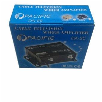 Bộ khuếch đại tín hiệu truyền hình cáp Pacific DA20