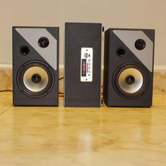 Bộ Loa Gold Sound W28 - 28W BLUETOOTH - âm thanh sống động