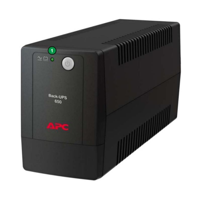 Bảng giá Bộ Lưu Điện 650VA / 325W APC UPS BX650LI-MS Phong Vũ