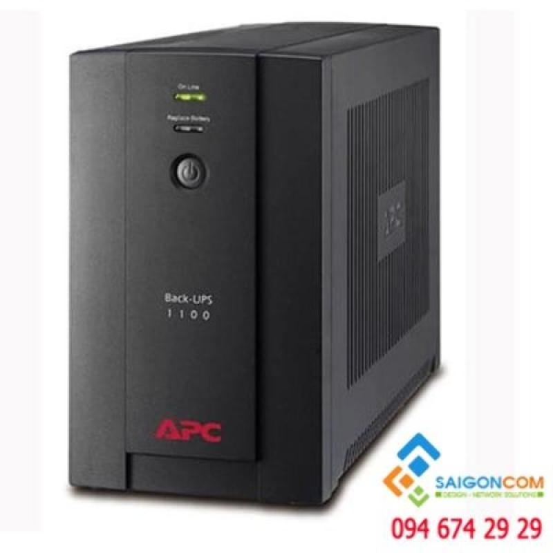 Bảng giá Bộ lưu điện APC Back-UPS 800VA, 230V Phong Vũ