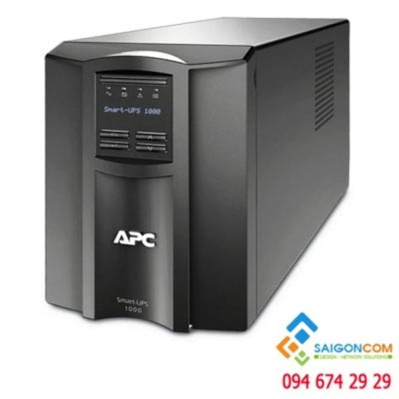 Bảng giá Bộ lưu điện APC Smart-UPS 1000VA LCD 230V Phong Vũ