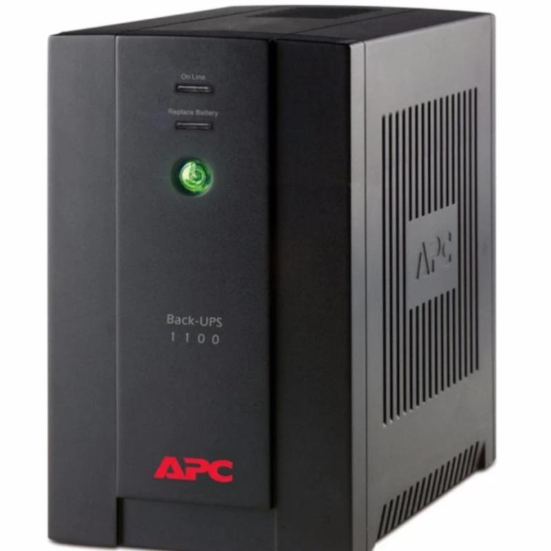 Bảng giá Bộ lưu điện UPS APC BX1100LI-MS (Đen) Phong Vũ