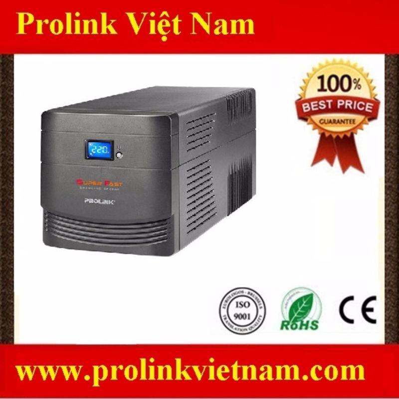 Bảng giá Bộ Lưu điện UPS Prolink Pro700SFT 650VA Phong Vũ