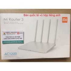 Xiaomi Mi WiFi Router 3 White International