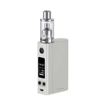 Bộ sản phẩm thuốc lá - Vape - Shisha điện tử eVic VTC Dual with ULTIMO (trắng)