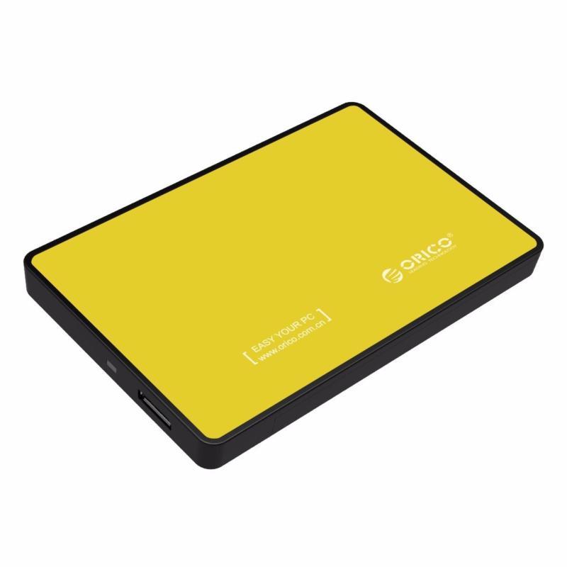 Bảng giá Box ổ cứng 2.5 USB 3.0 Orico 2588 (Vàng) Phong Vũ