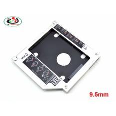 Đánh Giá Caddy Bay SATA 3.0 9.5mm gắn thêm ổ cứng cho Laptop SL-95 hợp kim nhôm tỏa nhiệt tốt