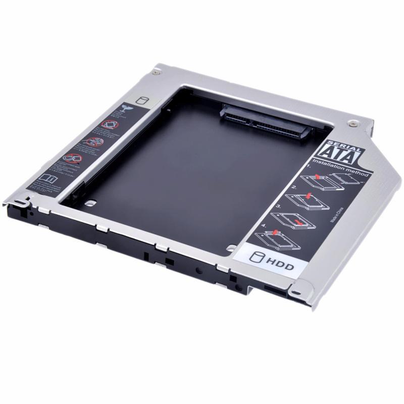 Bảng giá Caddy Bay SATA 9.5mm, box gắn ổ cứng thay DVD laptop Phong Vũ