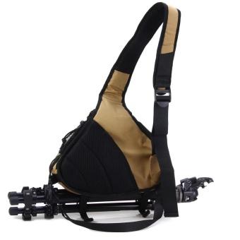 ... Caden K1 Triangle Crossbody Shoulder Bag for Canon Nikon DSLR Camera - intl - 4 ...