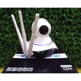 Camera an ninh, camera ip wifi quan sát 360 độ 3 râu - 2