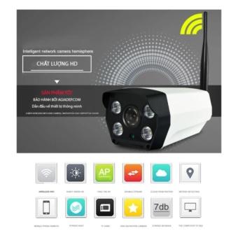 Camera an ninh giám sát wifi IP Yoosee ngoài trời chống nước