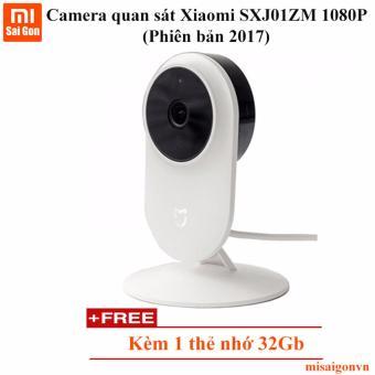 camera giám sát ip 1080p xiaomi Mijia phiên bản 2017 hồng ngoại (Trắng) - 8840274 , XI287ELAA3P5LQVNAMZ-6582174 , 224_XI287ELAA3P5LQVNAMZ-6582174 , 1200000 , camera-giam-sat-ip-1080p-xiaomi-Mijia-phien-ban-2017-hong-ngoai-Trang-224_XI287ELAA3P5LQVNAMZ-6582174 , lazada.vn , camera giám sát ip 1080p xiaomi Mijia phiên bản 20