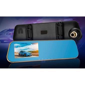 Camera hành trình gương xe hơi (DVR1080P)