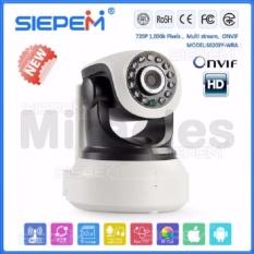Camera IP SIEPEM S6203Y độ phân giải HD 720P - Hàng nhập khẩu (Trắng)