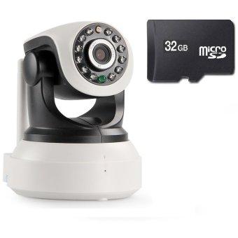 Camera IP WIFI SIP6300 giám sát và báo động kèm thẻ nhớ 32GB(Trắng) - 8087420 , CA426ELAA17XQ7VNAMZ-1821866 , 224_CA426ELAA17XQ7VNAMZ-1821866 , 1298000 , Camera-IP-WIFI-SIP6300-giam-sat-va-bao-dong-kem-the-nho-32GBTrang-224_CA426ELAA17XQ7VNAMZ-1821866 , lazada.vn , Camera IP WIFI SIP6300 giám sát và báo động kèm thẻ nh