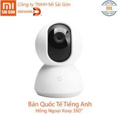 Camera mijia xiaomi 360 độ 720p hồng ngoại (Digiwolrd phân phối)
