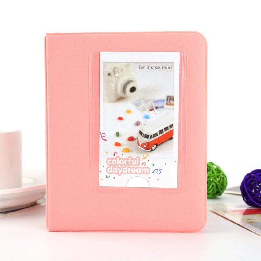 Hình ảnh Camera Photo Album for Instant Camera(Pink) - intl