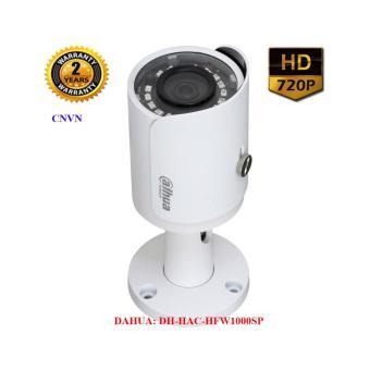 Camera thân hồng ngoại độ nét cao 1 Megapixel 720P Dahua DH-HAC-HFW1000SP