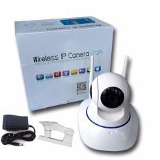 camera wifi ip xoay 360 quan sát ngày đêm siepem S6211Y WR2