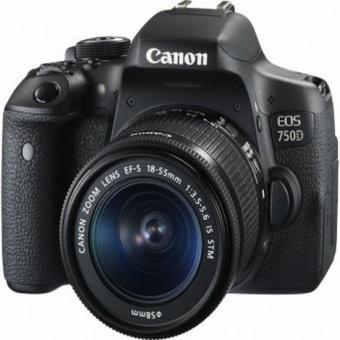 Đánh giá Canon 750D + 18 Tại Huyhoangdigital (Tp.HCM)