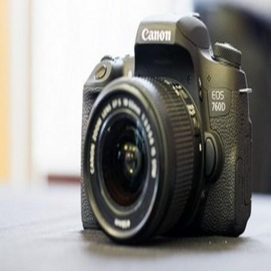 Canon 760D+18-55mm STM - Mới 100%
