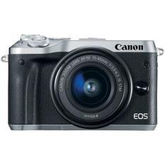 Giá Canon EOS M6 24.2MP với ống kính 15 – 45 IS STM (Bạc) – Hãng phân phối chính thức  Anh Duc Digital