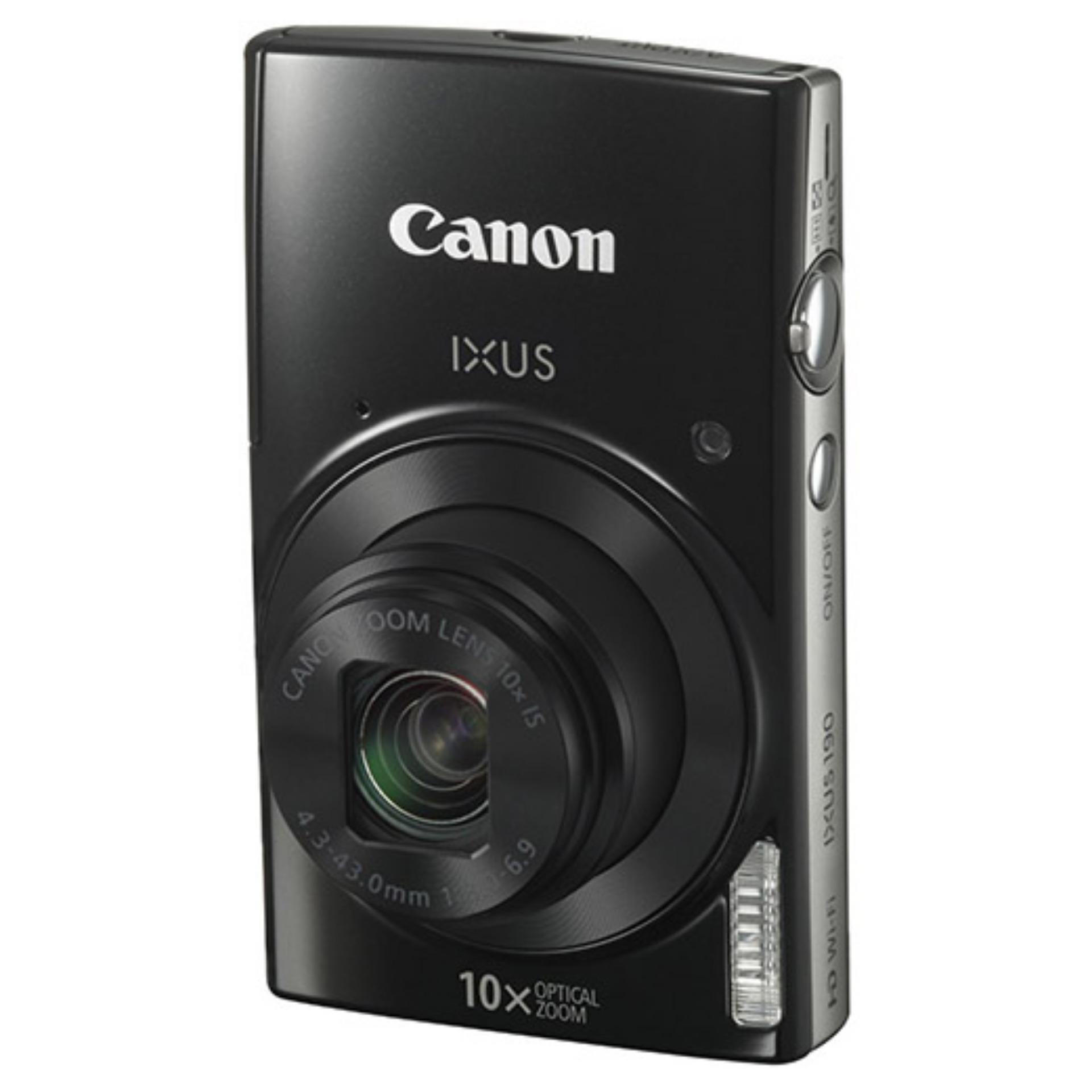 Canon IXUS 190 is ( đen )