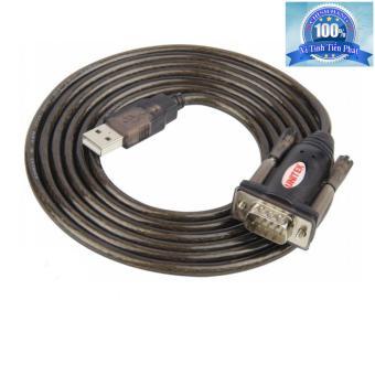 Cáp chuyển USB sang COM 9 RS232 Unitek Y-105