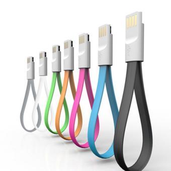 Cáp Lightning dây dẹt iPhone, iPad 23cm lecun