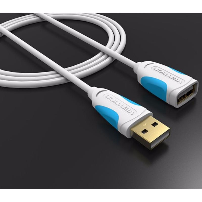 Bảng giá Cáp nối dài USB 2.0 Vention VAS-A05-B300-N 3m Phong Vũ