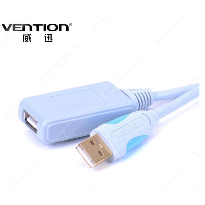 Bảng giá Cáp nối dài USB 2.0 Vention VAS-A05-B500-N 5m Phong Vũ