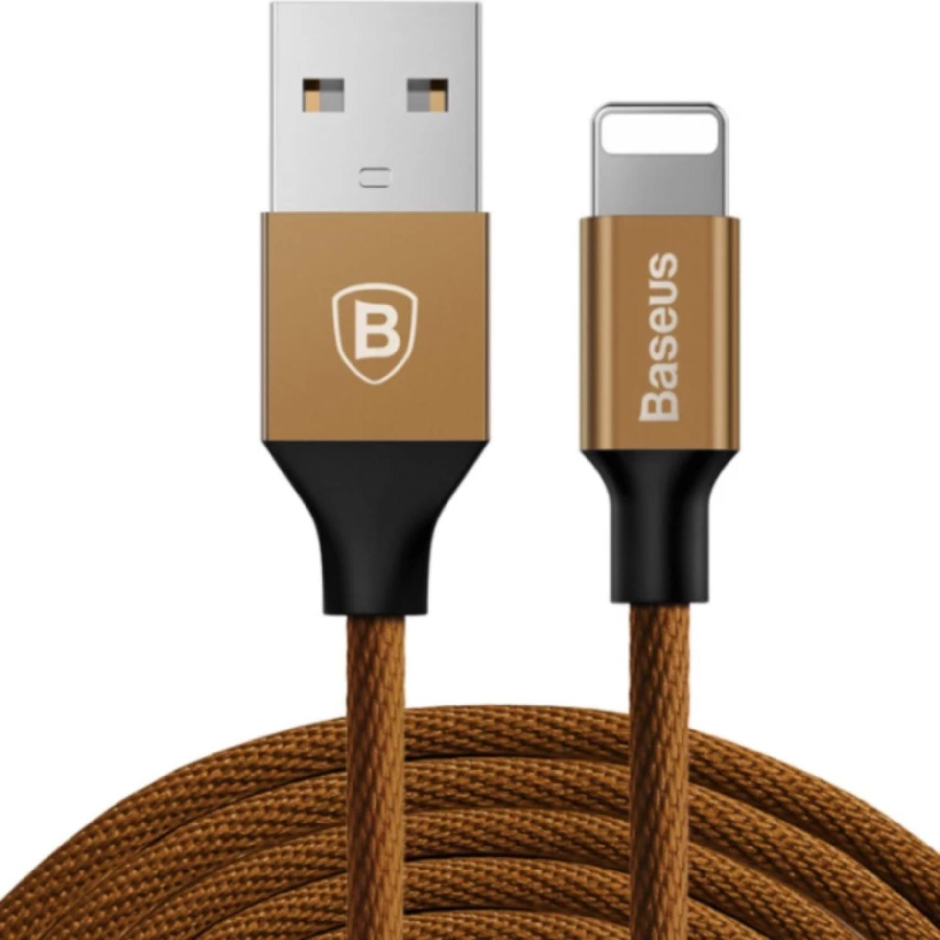 Tm Gi Tt Cp Sc Baseus Yiven Cable Lightning Cho Iphone 55s6 Rapid Series 3 In 1 Micro Usb Type C 3a 12m 55s66s 7