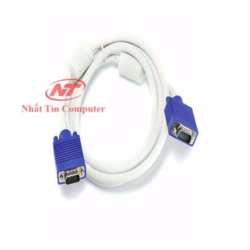 Bảng giá Cáp tín hiệu VGA chống nhiễu 1.5m VS - loại dày (Nhiều màu) Phong Vũ