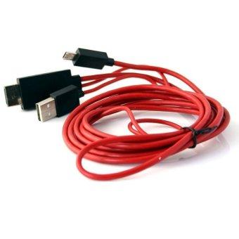 Cáp xuất HDMI ra TV cho thiết bị Android (Đỏ) - 8367727 , NO988ELAUNFVVNAMZ-484862 , 224_NO988ELAUNFVVNAMZ-484862 , 68999 , Cap-xuat-HDMI-ra-TV-cho-thiet-bi-Android-Do-224_NO988ELAUNFVVNAMZ-484862 , lazada.vn , Cáp xuất HDMI ra TV cho thiết bị Android (Đỏ)
