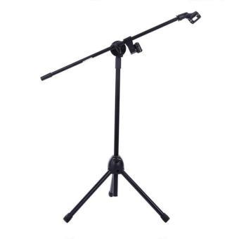 Chân đế micro đứng Pro Microphone stands BD-200 (Đen)