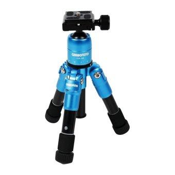 Chân máy ảnh Cambofoto M225+CK30 Xanh