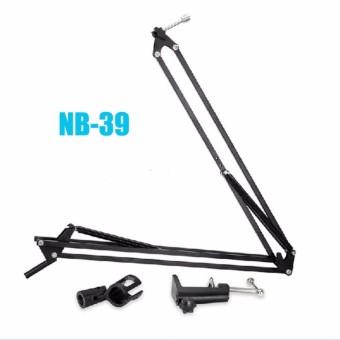 Chân micro NB39 kẹp bàn cỡ lớn NB-39