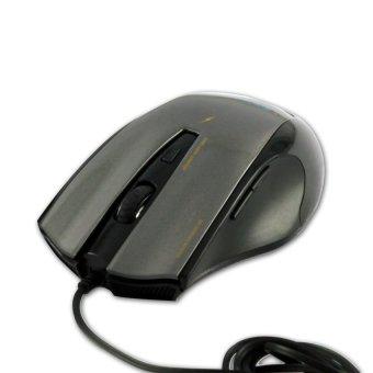 Chuột chuyên game VM388 (xám) - 1000/1600/2000dpi