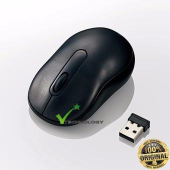 Chuột không dây kèm pin Elecom M-DY11DR (Đen) - Bảo hành chính hãng6 tháng