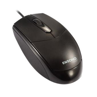 Chuột quang ENSOHO E-218B (Đen)